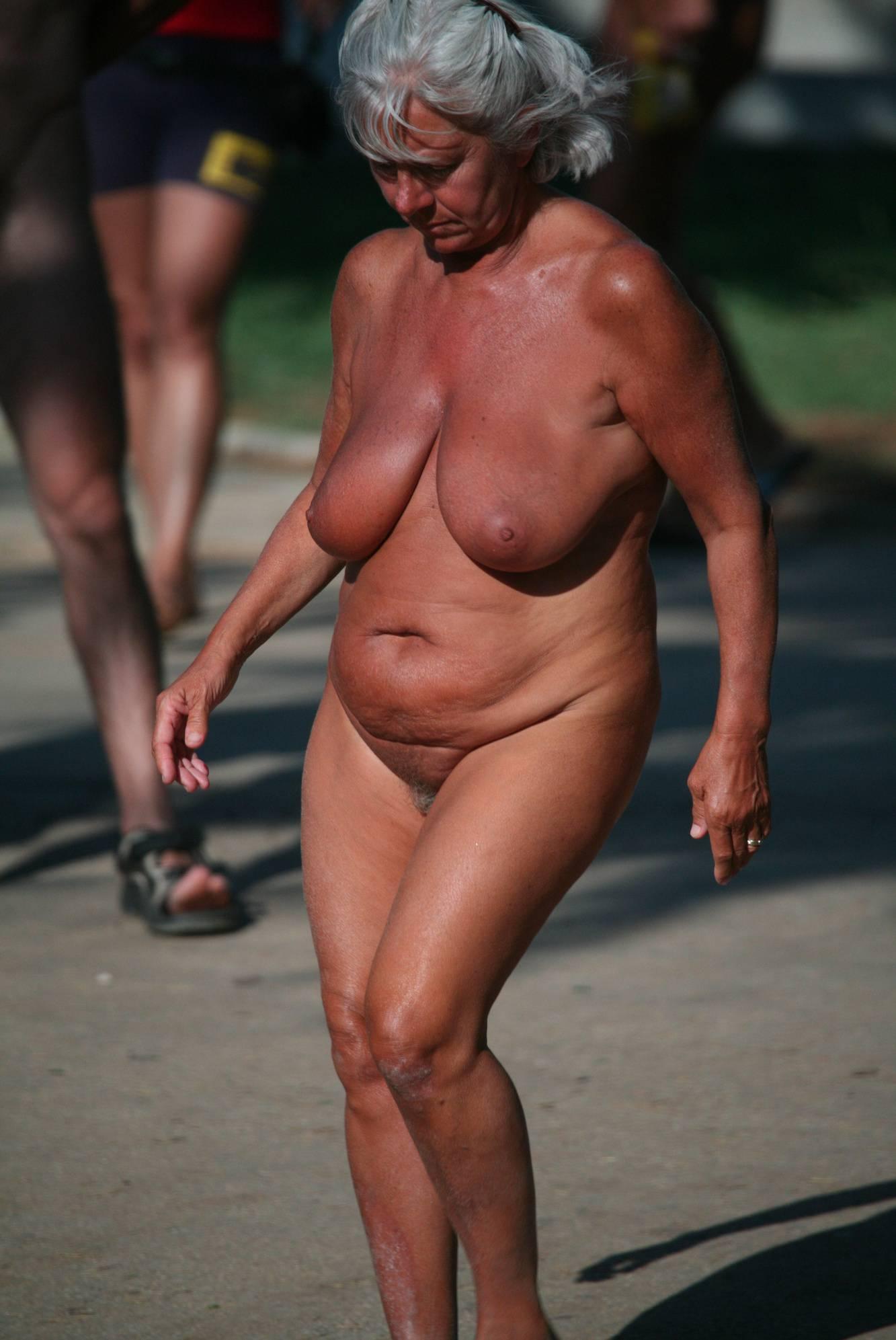 Nudist Photos Pier FKK Lake-Side Park - 2