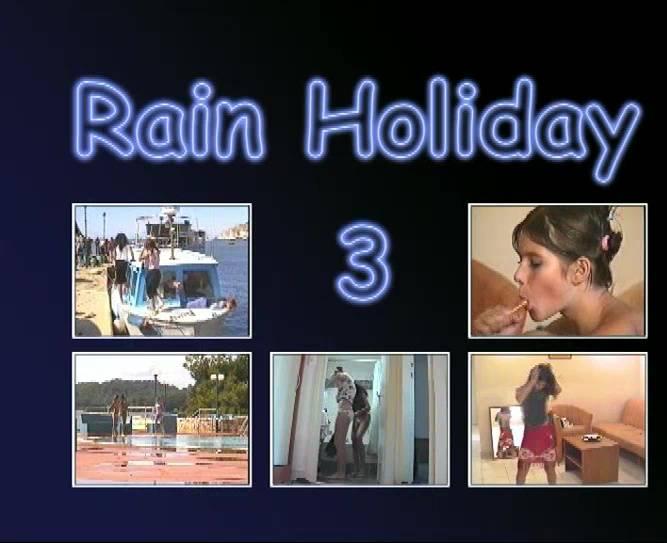 FKK Videos Rain Holiday 3 - Poster