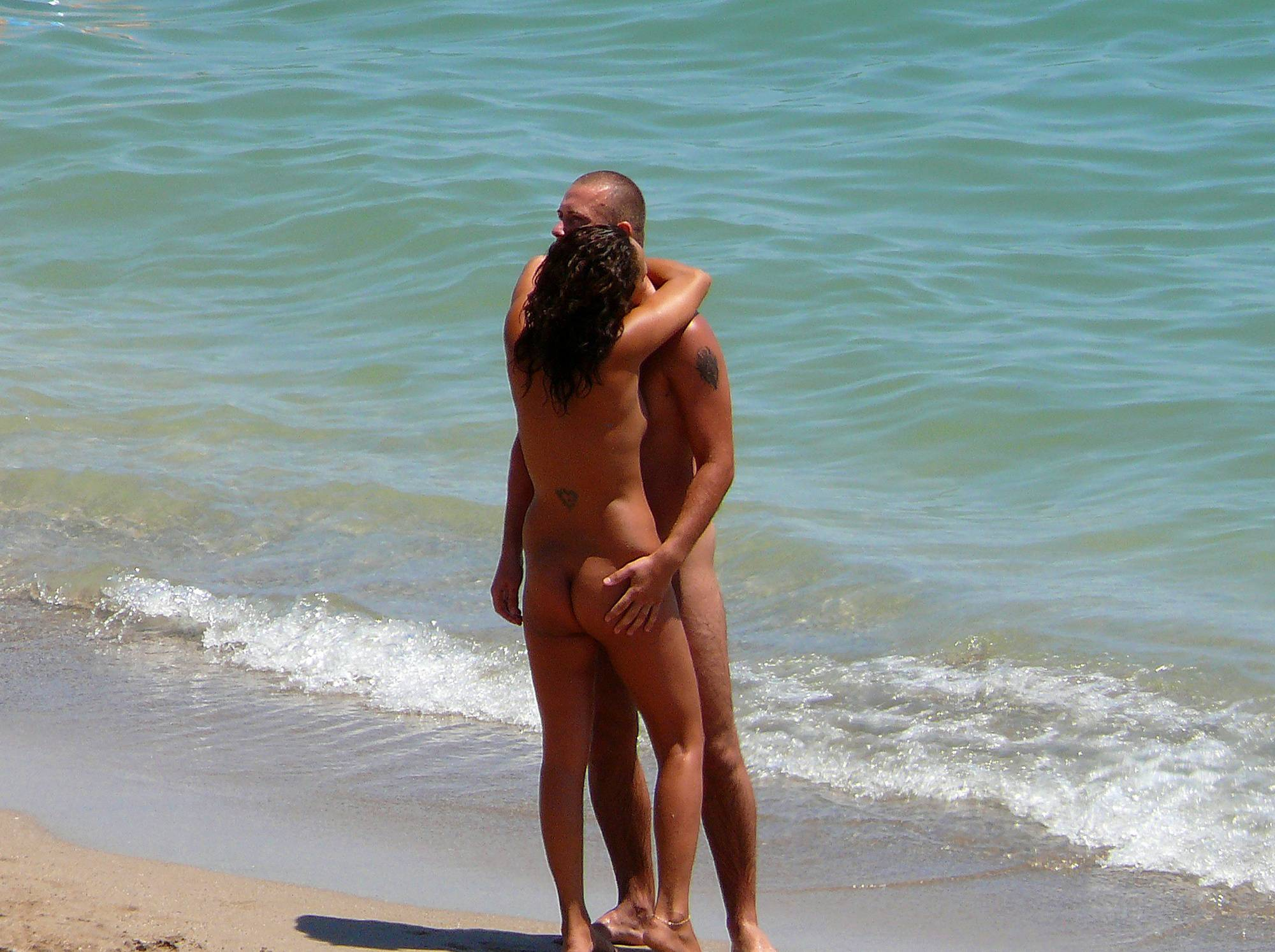 Nudist Pictures Romanian Beach Series - 2