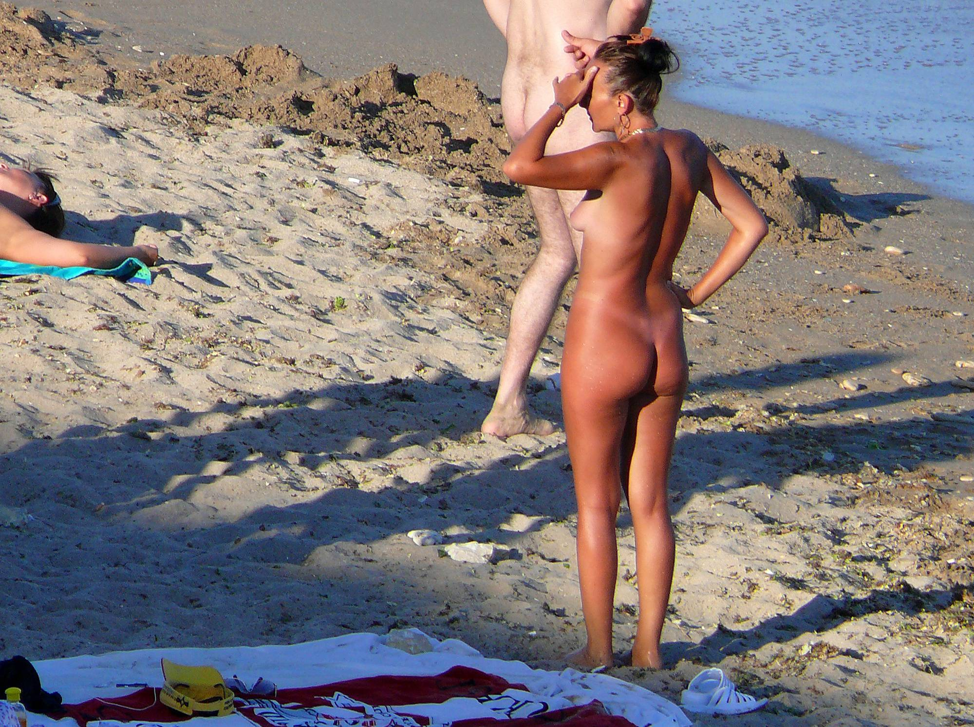 Nudist Pictures Romanian Shoreline Sands - 1