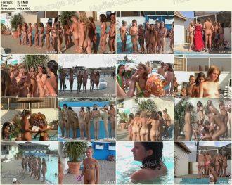Sunat Natplus-Junior Nudist Contest 1