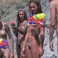 Teen Nudists on Holiday 2