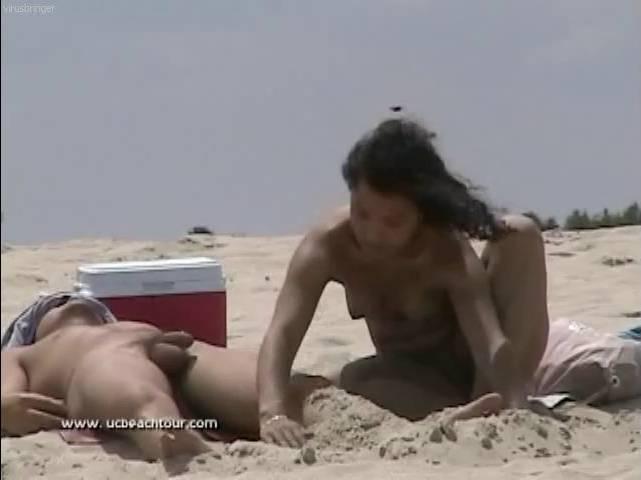 FKK Videos U.S. Nude Beaches Vol. 15 - 1