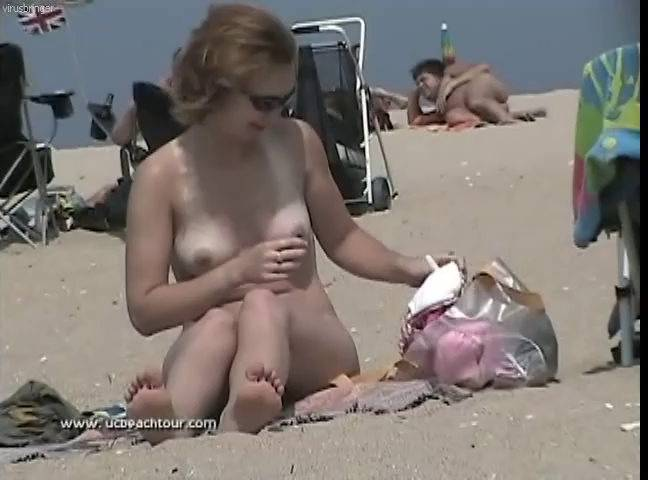 Nudist Videos U.S. Nude Beaches Vol. 16 - 1