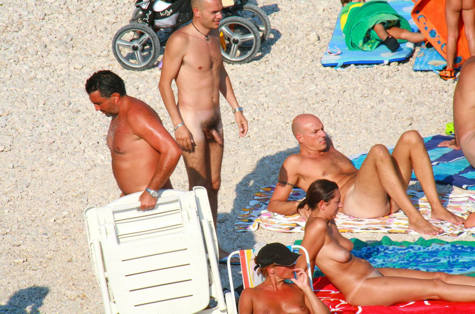 Nudist Photos Ula FKK Beach Friends - 2