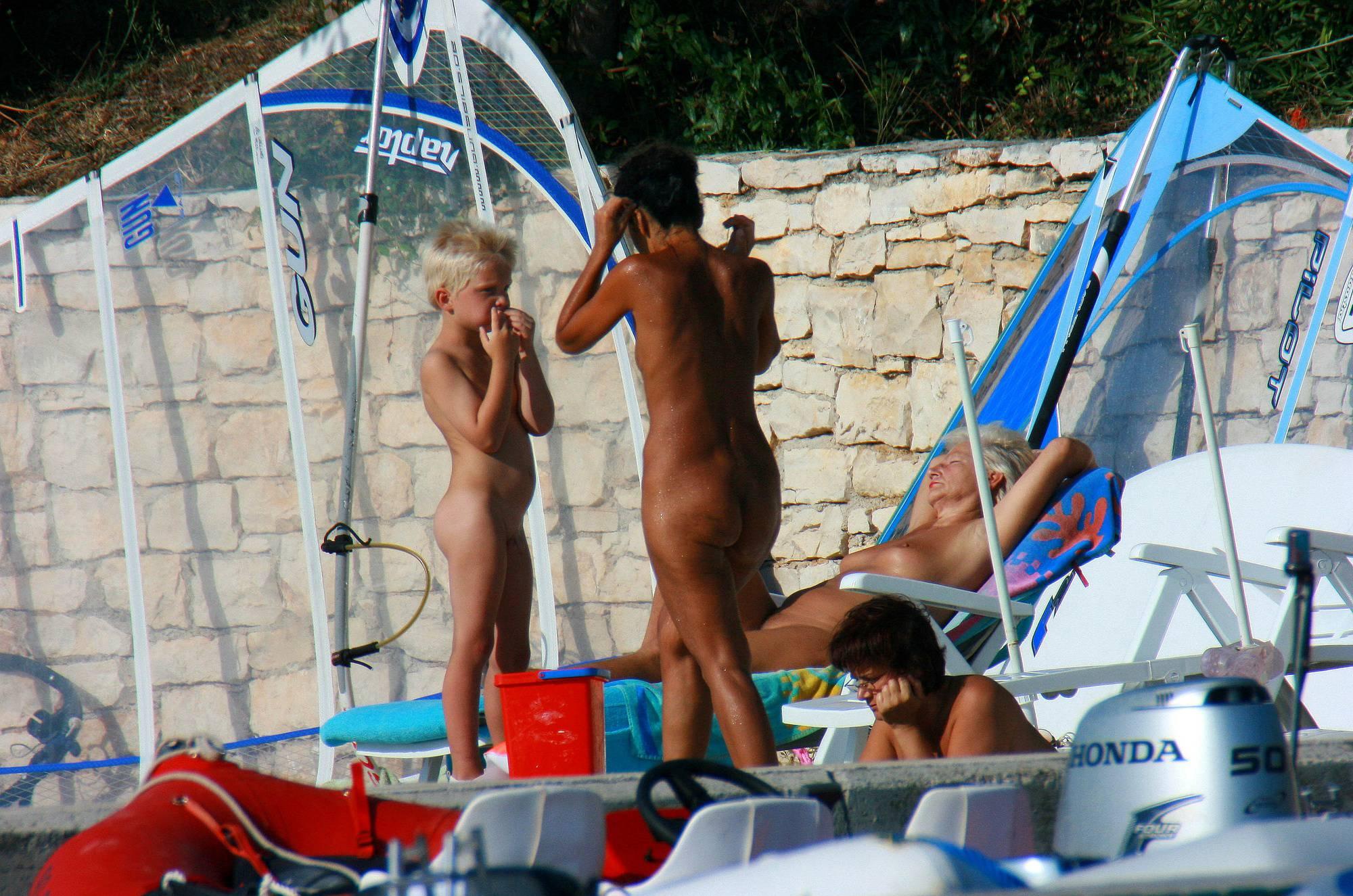 Nudist Pictures Ula FKK Shore Family Site - 1
