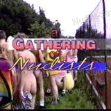 Cover A Gathering of Nudists