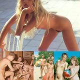 Nudist Photos Rare Archive of Vintage Nudists - Poster